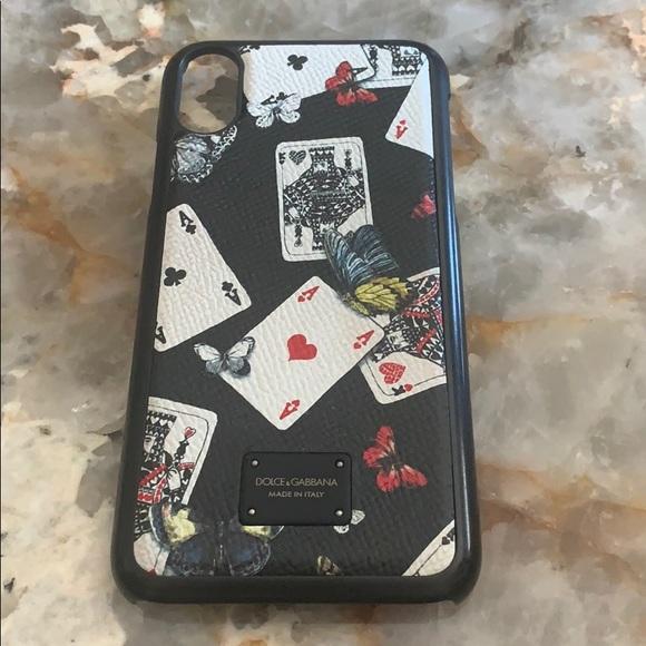 quality design 710bb 24b47 Dolce & Gabbana phone case iPhone X